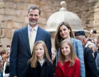 La Casa Real contará con otros casi siete millones de euros en la letra pequeña de los presupuestos