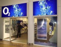 O2, filial alemana de Telefónica, debuta con éxito en la bolsa de Fráncfort