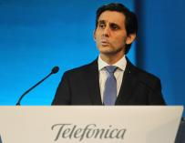 Pallete, presidente de Teléfonica