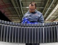La industria asume el aumento mayor, con un 1,1% de variación.
