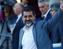 Jordi Sànchez, en prisión preventiva desde octubre pasado.