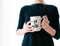 Tener una taza de café no te convierte en un buen jefe / Pixabay