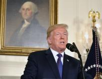 Trump anuncia el ataque a Siria