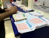 Un único acertante de 13 cobrará 246.895 euros en la La Quiniela