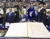 Jura del cargo de la XXXI Promoción de la Escala Básica de la Policía Nacional