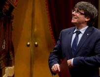 Fotografía de Carles Puigdemont