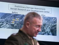 El director de la Marina explica el ataque a Siria