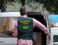 La UCO apenas dispone de 550 agentes contra la corrupción en toda España