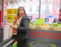 La Presidenta del Grupo Día, Ana María Llopis, imparte la conferencia 'Liderazgo y Retos de Futuro' en Oviedo