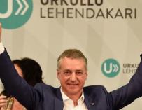 """Urkullu: """"En un mundo globalizado, la independencia es imposible"""""""