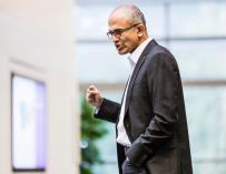 Satya Nadella presenta la nueva realidad de Microsoft