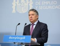 """Empleo combatirá con """"fuerza y firmeza"""" las """"ensoñaciones independentistas"""" sobre la Seguridad Social"""