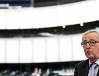 Juncker, orgulloso del acuerdo con México