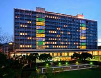 Hotel propiedad de Azora