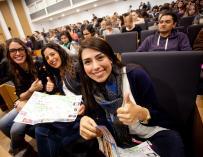 La Eurocámara pide aumentar dotación del programa Erasmus y un acuerdo para mantener intercambios con Reino Unido