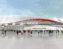 La productora Wanda Films denuncia al Atlético por el nombre del nuevo estadio