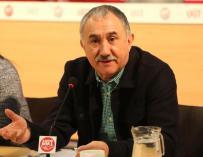 Pepe Álvarez (UGT) pide que se reconozca el cáncer laboral como enfermedad profesional