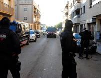 Dos detenidos en Barcelona por enaltecimiento del terrorismo yihadista