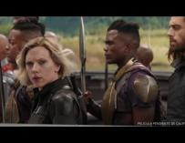"""Llega a los cines la esperada """"Vengadores: Infinity War"""""""
