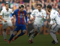 Fotografía Real Madrid-Barça