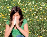 El estrés, el ejercicio o la risa pueden empeorar los síntomas de la alergia, según alergólogo
