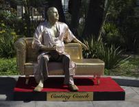 Estatua Harvey Weinstein