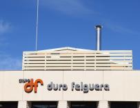 Fotografía edificio Duro Felguera