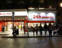Carrefour 24 horas