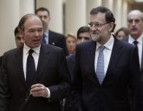La citación de Rajoy en el juicio de Gürtel condiciona la de Pío García Escudero ( ZIPI / EFE)