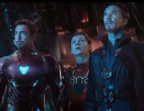 Fotografía Vengadores, Infinity War