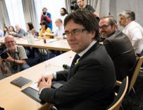 Puigdemont sigue siendo el candidato de JxCat