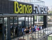 Bankia contrata a siete empresas que habían participado en su incubadora 'fintech