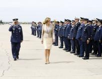 La ministra de Defensa preside el lunes la inauguración del curso escolar en la Academia General Militar de Zaragoza