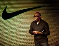 El presidente saliente de Nike, Trevor Edwards