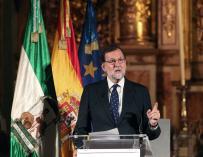 Mariano Rajoy en Cádiz