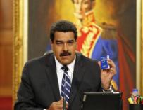 Maduro anuncia su criptomoneda Petro