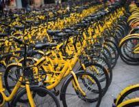 Bicicletas ofo