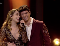 Amaia y Alfred en Eurovisión