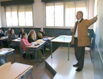 Profesores jubilación