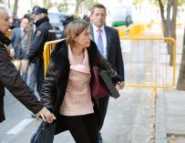 La fiscalía pide prisión sin fianza para Forcadell y otros tres exmiembros de la Mesa