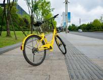 El 'bike sharing' es el verdadero futuro del transporte / Pixabay
