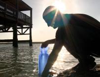 Desarrollan bolsas de plástico para la desinfección de agua a bajo coste