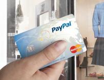Foto de portada de la página de Paypal