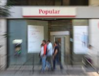 Fotografía Banco Popular