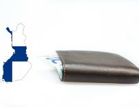 Fotografía de la renta básica en Finlandia.