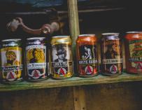 Cervezas Avery Brewing, participadas por Mahou.