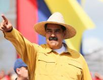Nicolás Maduro, en campaña