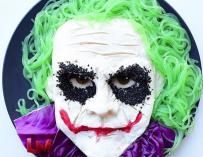 Fotografía de un plato de comida del Joker creado por Jacob's Food Diaries.