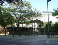 Colegio Público San Francisco, en Cáceres
