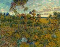 Descubren un siglo después un nuevo Van Gogh que creían falso